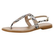 Sandale 'olimpia' braun