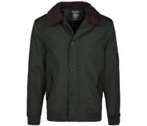 Jacke khaki / dunkelgrün