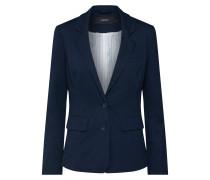 Jersey Blazer 'haruki' nachtblau