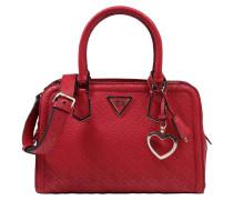 Handtasche 'girlfriend' rot