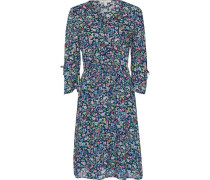 Sommerkleid marine / mischfarben