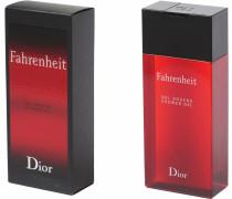 Duschgel 'Fahrenheit' dunkelrot