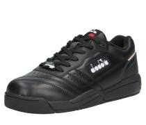 Sneaker 'action' schwarz