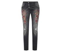 Regular Jeans dunkelgrau