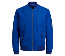 Klassische Jacke blau