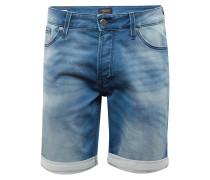 Shorts 'Jjirick Jjicon' blue denim