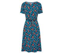 Kleid 'Betty' blau / mischfarben
