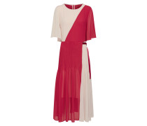 Kleid 'Kirana-1' rosa / rot
