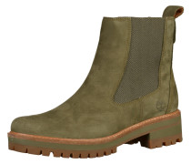 Chelsea-Boots 'Courmayeur Valley' oliv