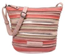 Tasche 'Poppy' rosa / silber