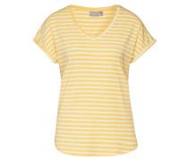 T-Shirt 'Bypamila' gelb