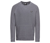 Sweatshirt 'M NSW Optic Crw' grau