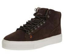 Sneaker 'Murrayfield 2.0' dunkelbraun / weiß