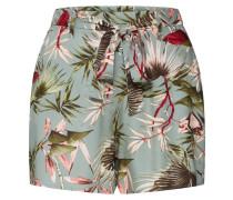 Shorts 'onlsally Shorts Wvn' grün