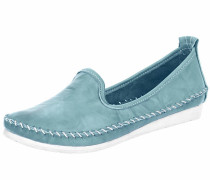 Slipper hellblau