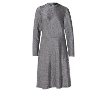 Kleid 'shimmer Jersey' silber