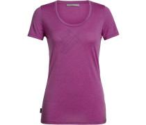 T-Shirt 'Tech Lite SS Scoop Snap Head'