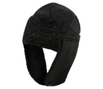 Mütze 'Falke' schwarz