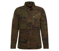 Jackel 'veste Field Courte Badge' khaki