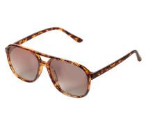 Sonnebrille 'Nell' braun