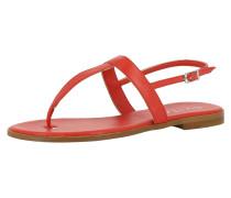Sandale 'olimpia' rot