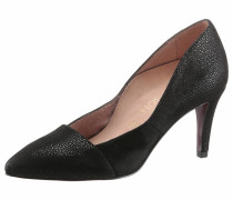 Pumps 'Heart & Sole' schwarz
