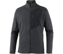 'Aconcagua Light' Fleecejacke graphit