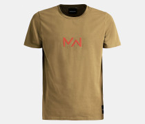 T-Shirt 'marciano Abstraktes Logo'