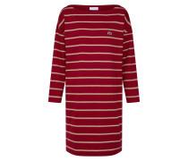 Kleid 'robe' bordeaux