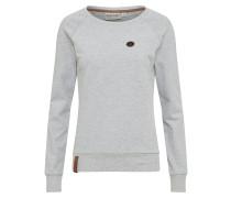 Sweatshirt 'Krokettenhorst' graumeliert