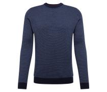 Pullover 'rick' dunkelblau