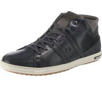 'Curd Mid M' Sneakers nachtblau