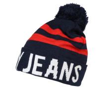 Mütze blau / rot / weiß