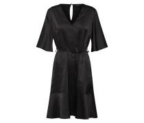 Kleid 'elfa' schwarz