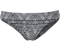 Bikinihose schwarz / weiß