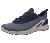 Sneaker taubenblau / dunkelblau