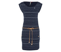 Kleid 'tag Waves' navy