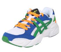 Sneaker 'gel-Bondi' blau / grün / weiß