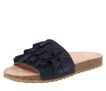 Pantolette 'Lisa Slide' navy