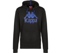 Sweatshirt 'Zimim' schwarz / royalblau