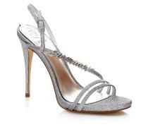 Sandalette 'tilda' silber