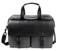 Business Bag rauchgrau / schwarz