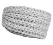 Stirnband aus warmem Grobstrick