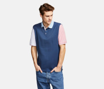 Poloshirt 'Polo Colourblock Ronny'