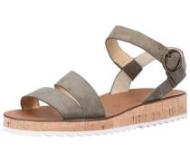Sandalen graumeliert