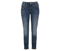 Jeans 'pitch Mom' blau