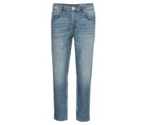 Jeans 'stracrop Authblu' blue denim