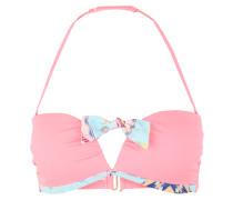 Bikinitop 'Aloha' mischfarben / pink