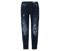 Jeans 'arc 3d' dunkelblau