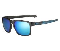 Sonnenbrille 'sliver XL' blau / dunkelgrau